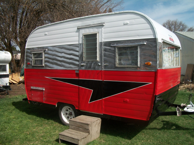 1963 Aristocrat Travel Trailers Upcomingcarshq Com